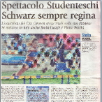 Giochi Sportivi Studenteschi - Fase Regionale - Imperia